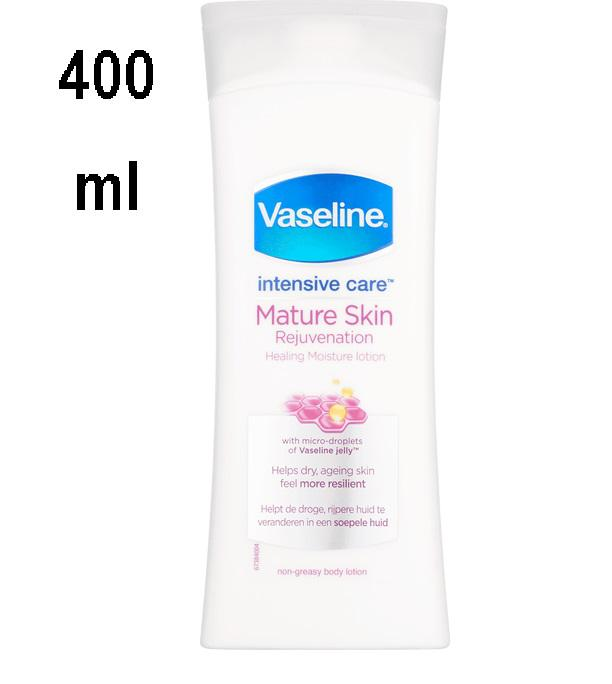Vaseline Intensive Care Body Lotion Mature Skin 400 Ml