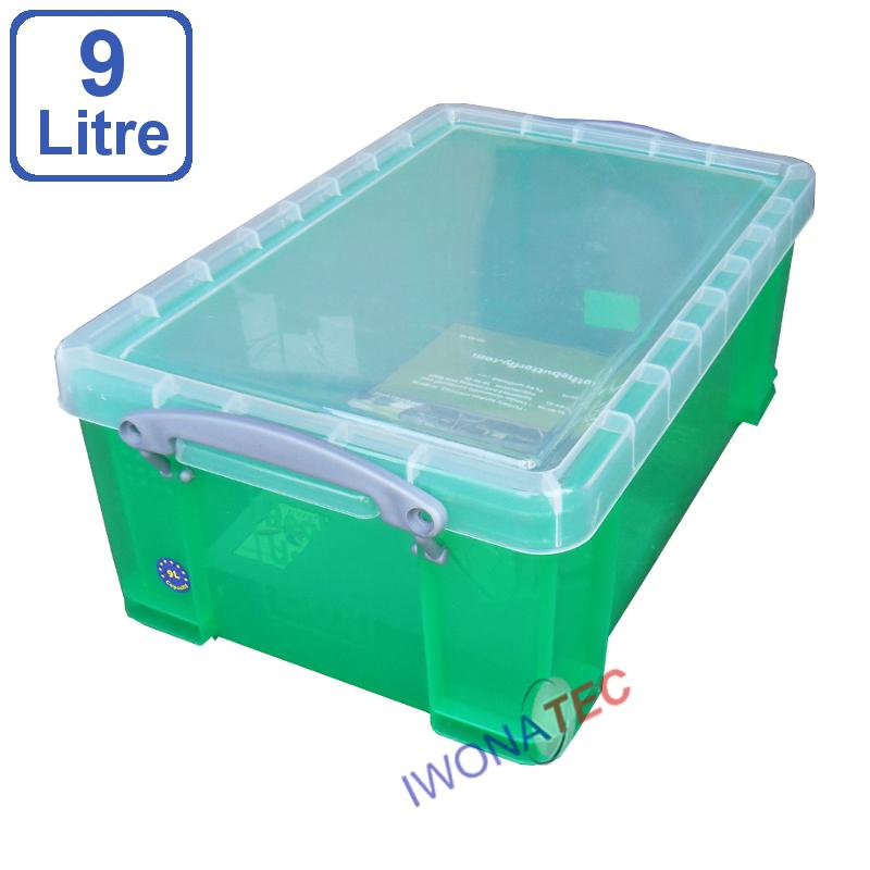 395 x 255 x 155 mm REALLY USEFUL BOX 9 Liter