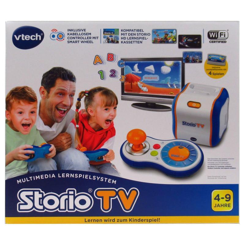 Storio Tv Spiele
