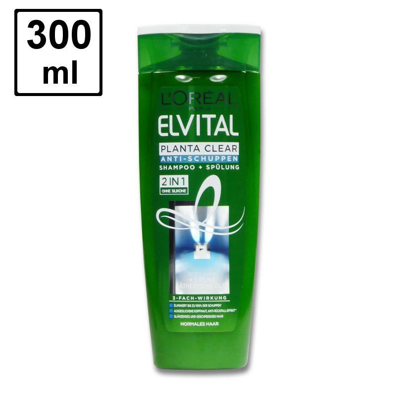 elvital shampoo 2 in 1