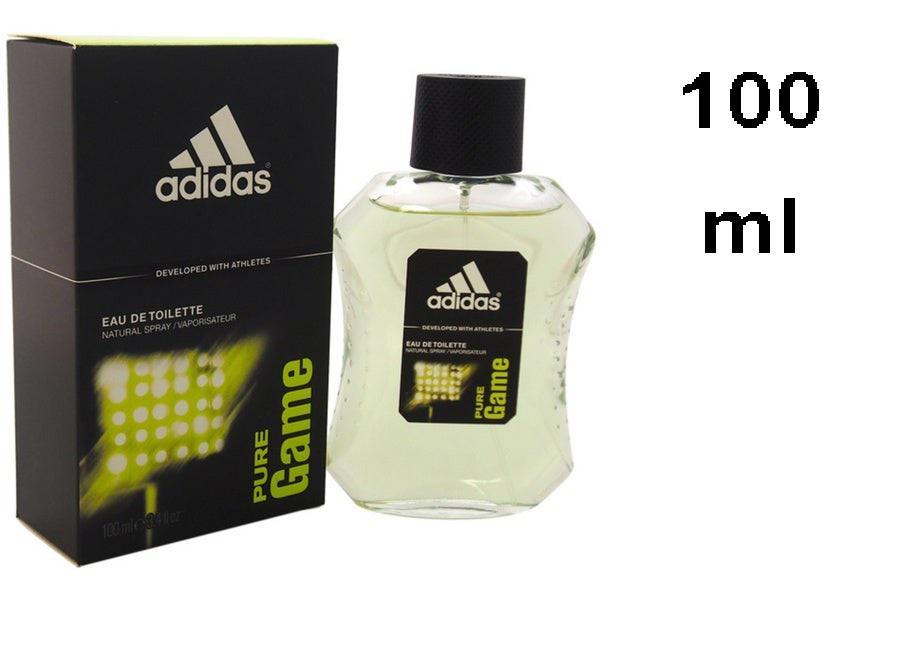 Accesible arco confirmar  Adidas Men Eau De Toilette - Pure Game - masculine, passionate ...