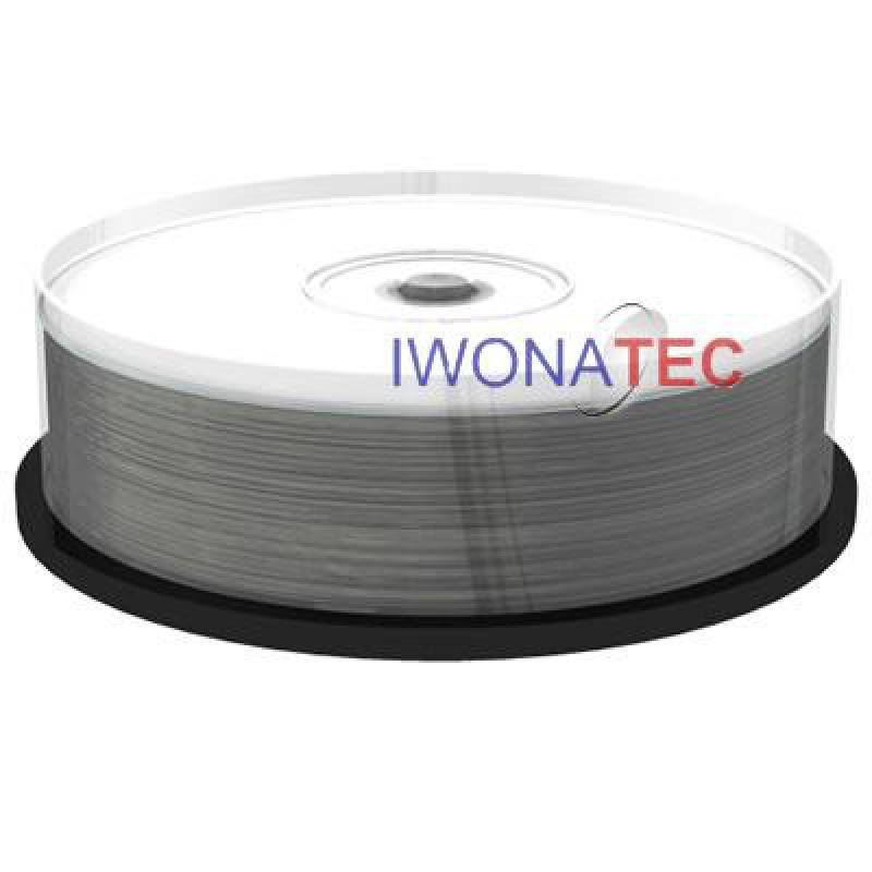 CD R 100 Min 900 MB MEDIA RANGE Printable Cakebox 25 Pieces