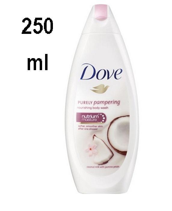 Dove Women Showergel Coconut Milk 250 Ml