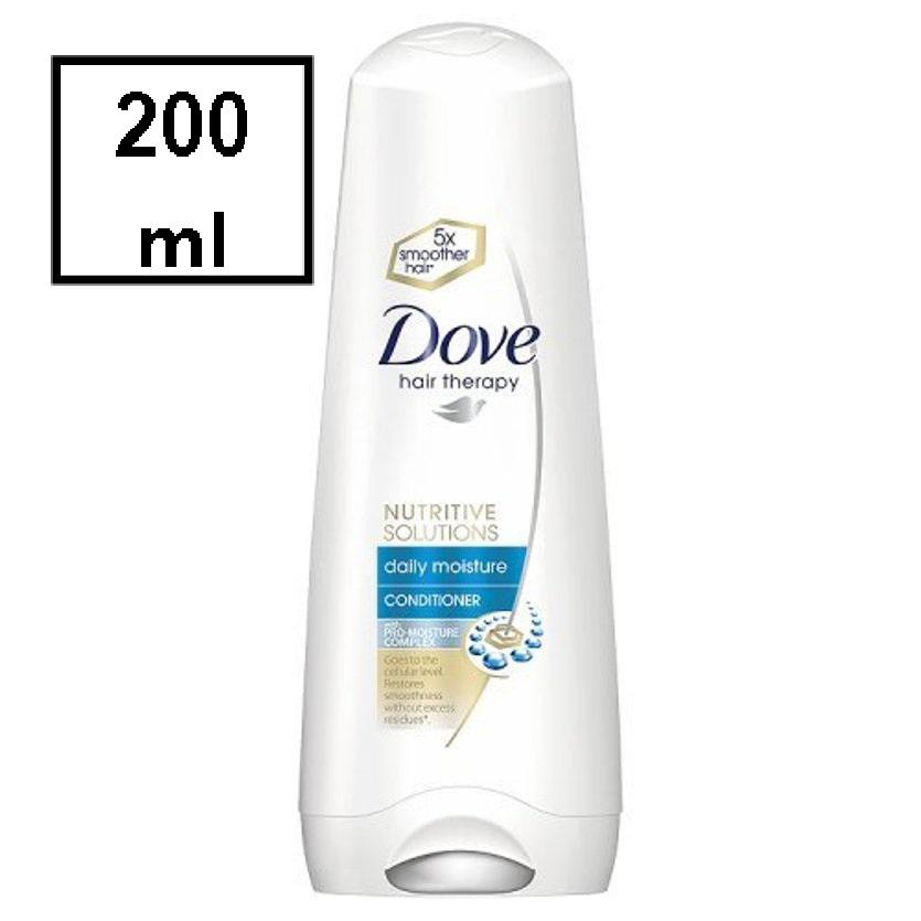 Dove Conditioner Hair Therapy Daily Moisture - 200ml