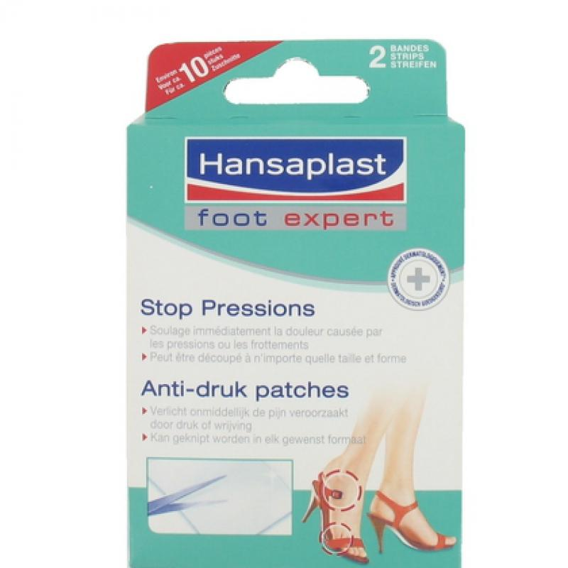 Hansaplast Pleisters Anti druk patches 2 strips 1846.jpg