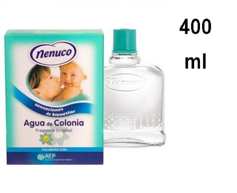 nenuco eau de cologne f r kinder unisex glasflasche original 400 ml. Black Bedroom Furniture Sets. Home Design Ideas