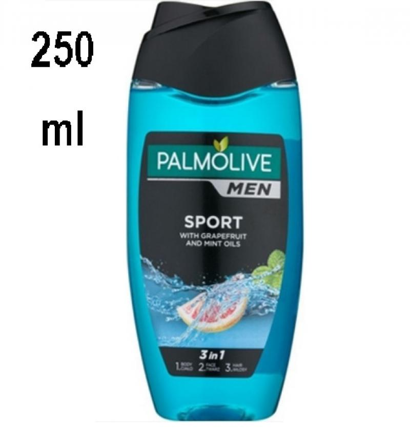 df00a61b7 PALMOLIVE Douchegel Men 3in1- Body & Face & Hair