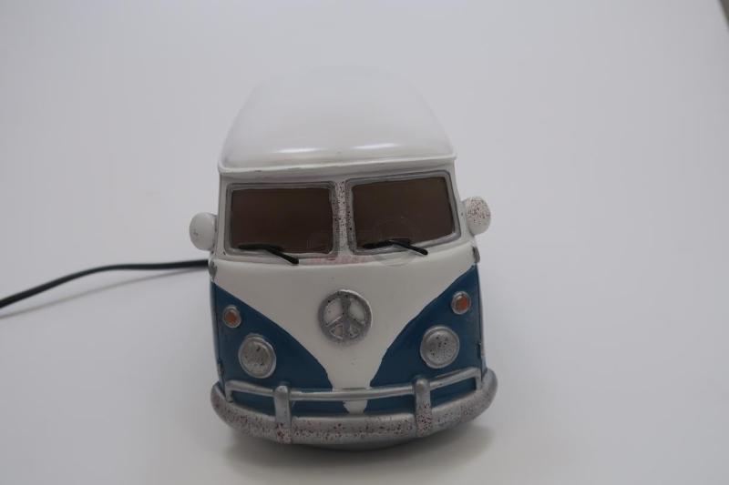 Volkswagen vw bus tischlampe nachtlampe f r kinderzimmer blau - Tischlampe kinderzimmer ...
